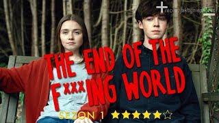 The End of the F***ing World: NAJLEPSZY serial o nastolatkach 2017 roku | oceniamy BEZ SPOILERÓW