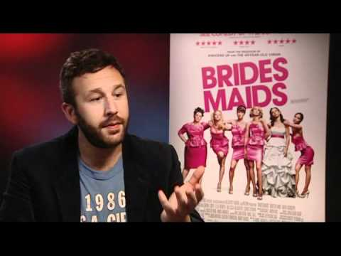 Bridesmaids Interviews With Director Paul Feig & Star Chris O'Dowd