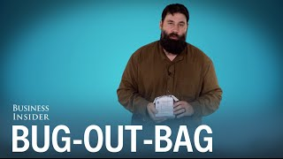 A survival expert showed us everything you need to survive an emergency