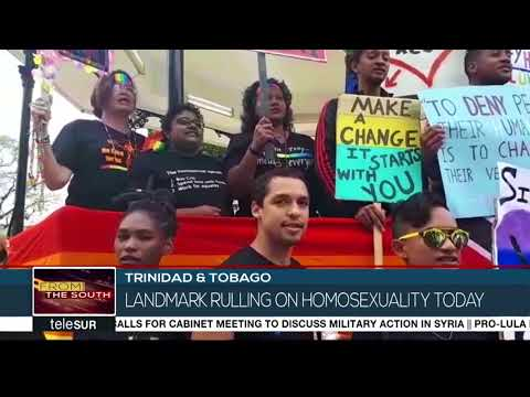 gay rights in trinidad and tobago Gays take great pride - trinidad and tobago newsday pride has been commemorated in this country for almost three decades however, it was done so with discreet events because of the prejudices, fear and hate consistently meted out to members of the lgbt+ community.