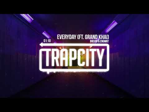Brevis & ENGMNT - Everyday (ft. Grand Khai) [Lyrics]