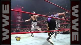 Aguila vs. Super Loco: Light Heavyweight Title Tournament Quarterfinals - Raw, Nov. 3, 1997