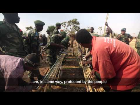 A Soldier's Story: Reforming the Military to help end Human Rights Abuse in DR Congo