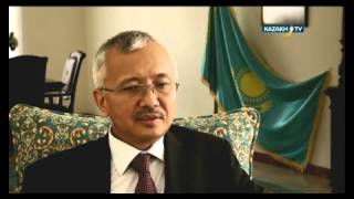 Ambassador of Kazakhstan to the Sultanate of Oman Mr.Yerzhan Mukash