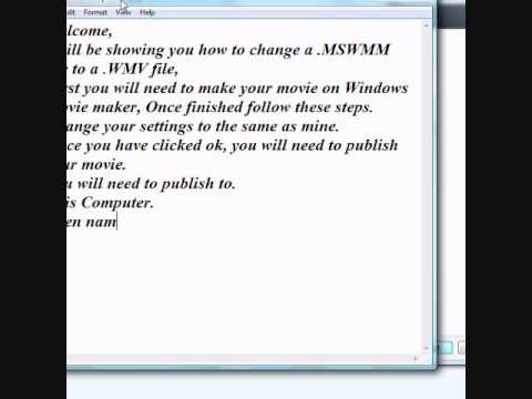 how to watch wmv files