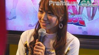 東京オートサロン2012(TAS2012) Xperia風呂にも出演中の佐野真彩さん、...