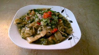Hoi lo Garma  Mustard greens a specialty of Gilgit Baltistan How to cook Mustard greens