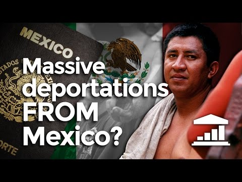 Why does MEXICO reject IMMIGRANTS? - VisualPolitik