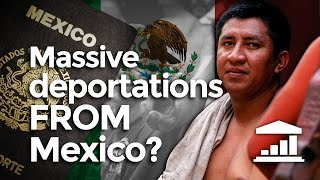 Why does MEXICO reject IMMIGRANTS? - VisualPolitik EN