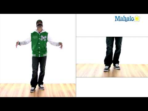 Learn Hip Hop Dance: The Bernie Dance