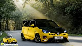 MG3 VIRTUAL TUNING (Photoshop Render) By. ToR FRANTiC*LoW