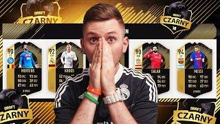 CAŁY CZARNY DRAFT - FIFA 18 CHALLENGE [#12]