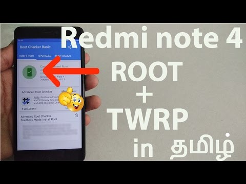 Root Xiaomi Redmi Note 4 . Full Tutorial! More rooting videos are coming soon... Stay Turned!! Like+.