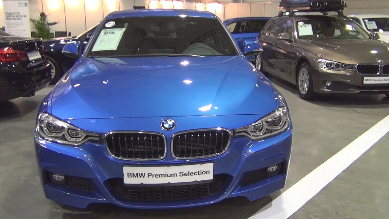 bmw 320d xdrive sedan 2016 exterior and interior in 3d youtube. Black Bedroom Furniture Sets. Home Design Ideas