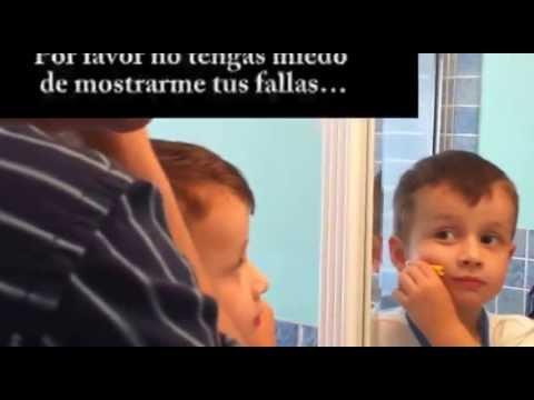 Reflexion tu hijo tu espejo