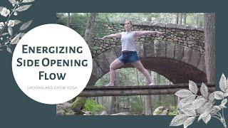 Energizing Side Opening Flow
