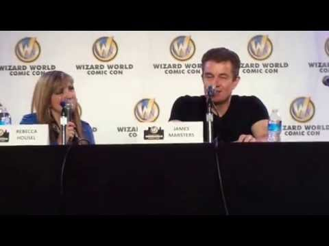 James Marsters: Working on Supernatural and Torchwood