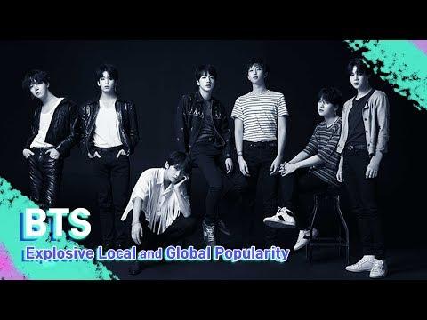 [ENG] NEWS K (E08) - BTS' Explosive Local and Global Popularity!(적수 없는 BTS, 국내외 인기 독주 시작!)