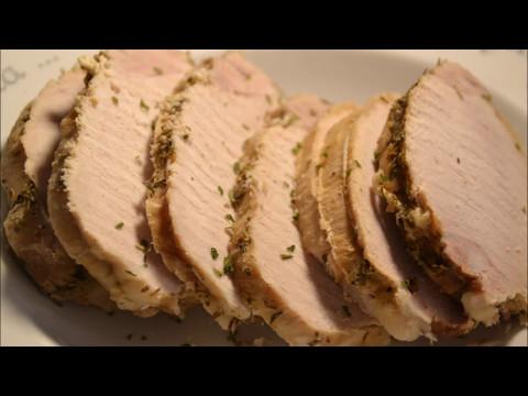 roti-porc-froid-préparation-cookeo