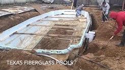 Fiberglass Pool Resurfacing in Austin Texas