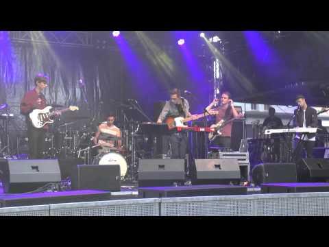 Tora live in Munster, germany, 11:06:2015