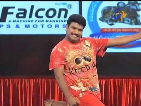 Swara Sangam  - స్వర సంగమ్ -  SivaReddy  Comedy Skit 31st May 2015