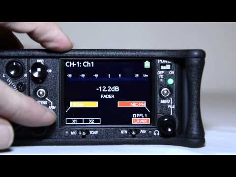 Sound Devices 633 - A Video Overview