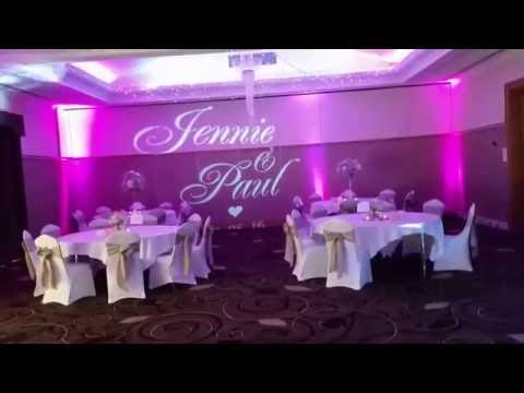 James Entertainments Personalised Gobo Projector Light