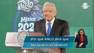 El presidente López Obrador afirmó que a su gobierno le costó trabajo que Banxico diera autorización para la creación del Banco del Bienestar