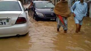 Mardan District Flood on 29/7/2010, Charsadda, Swat, Madyan, Nowshera, Peshawar Affected