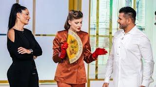 Iulia Albu ii critica pe Brigitte si Pastrama