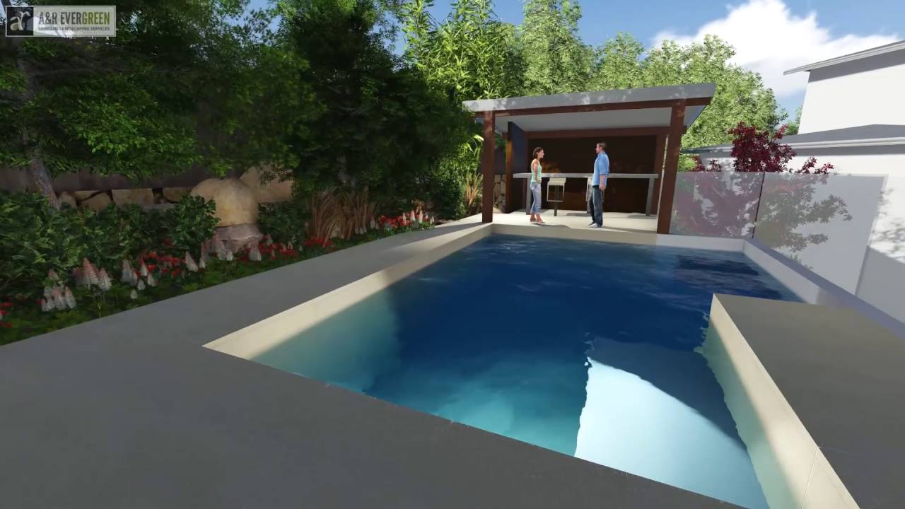 Swimming Pool Builders Brisbane Youtube