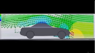Solidworks 2012 Creating a Vehicle Model  Conducting Aerodynamic Analysis
