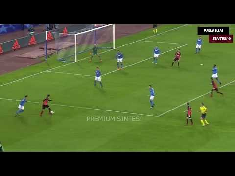 Napoli vs Shakhtar Donetsk 3-0 - Highlights & Goals