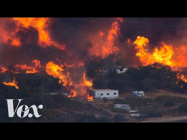 Why is California always on fire?