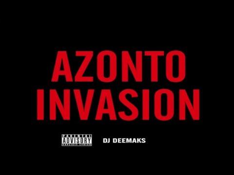 DJ DEEMAKS - AZONTO INVASION MIX