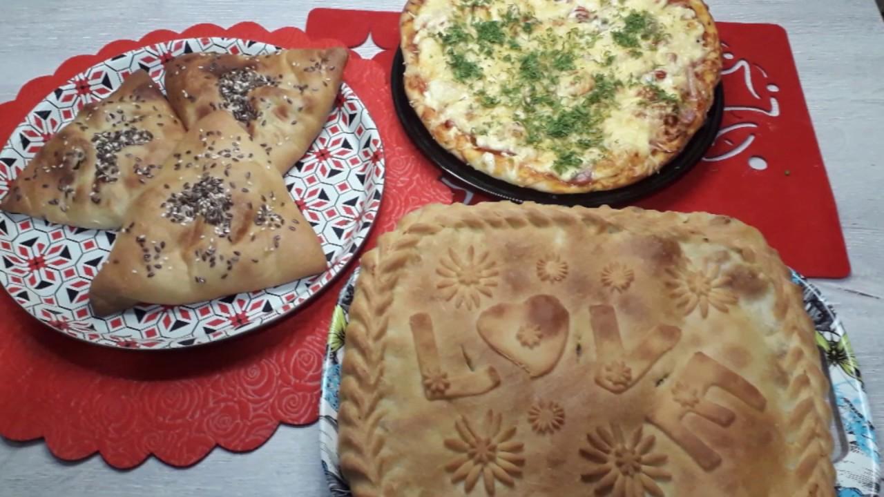 #пироги#пицца#беляши#        Идеи выпечки  для любимых из 1 кг  сдобного теста!