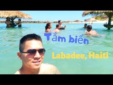 Đi du thuyền đến vùng biển Caribbean || Phần 6: Tắm biển ở đảo Labadee, Haiti