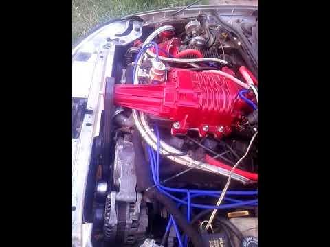 Chrysler 300m 3.5l supercharger eaton m90