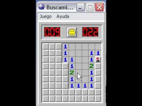 Como Jugar Al Buscaminas??