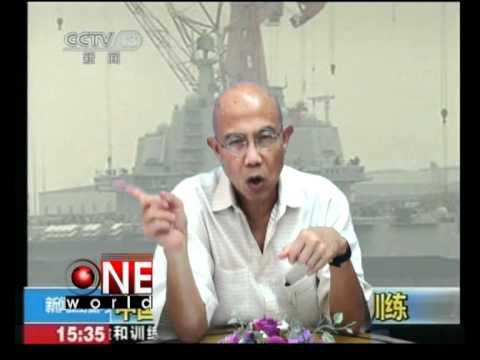 เรือรบอินเดียเผชิญหน้าเรือรบจีน