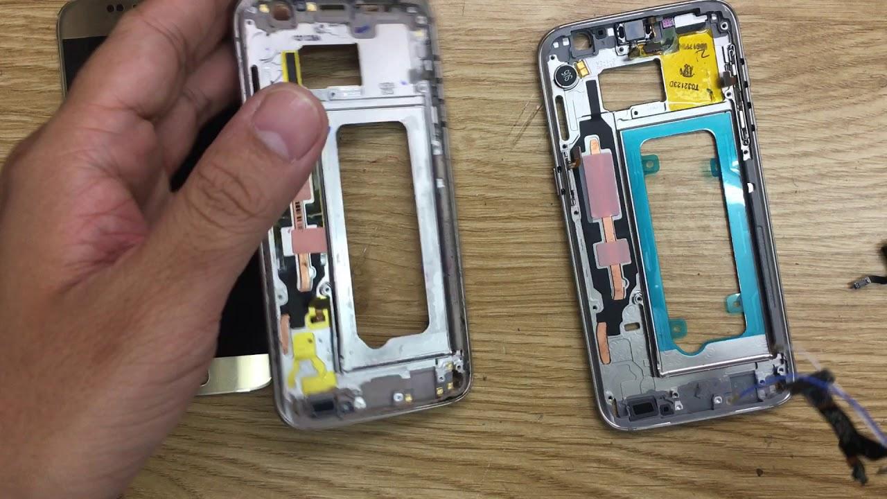 Sửa Chữa Samsung S7, Sửa Điện Thoại Samsung Galaxy S7 Nhanh An toàn Chất Lượng