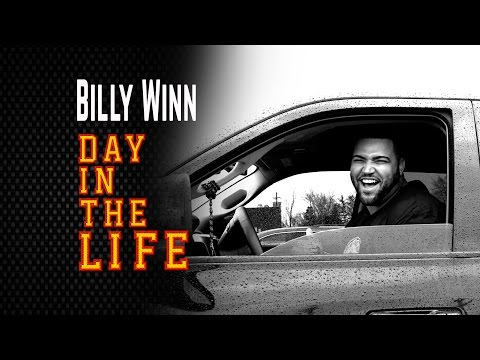 A Day in the Life With Cleveland Browns DE Billy Winn