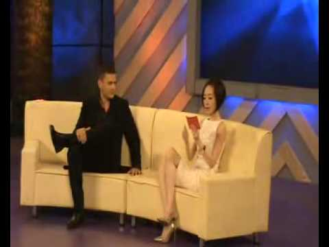 "Wentworth Miller at ""A Date with Lu Yu""  #2"