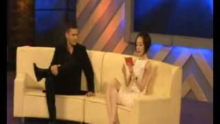 wentworth miller at a date with lu yu 2