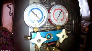 Проверка на Утечку и производительность компрессора