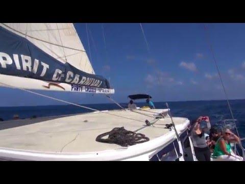 Catamaran Tour Saint Lucia