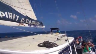 Catamaran Tour Saint Lucia