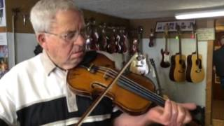 Amazing Grace on the Traveling Violin