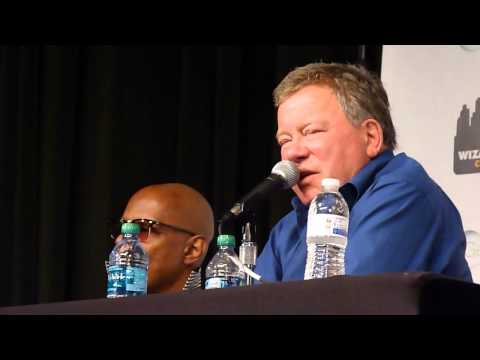 All 5 Star Trek captains LIVE! at Wizard Con Philadelphia 2012